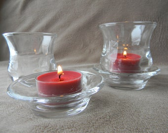 PartyLite Clearly Creative Ultimate Votive Pair