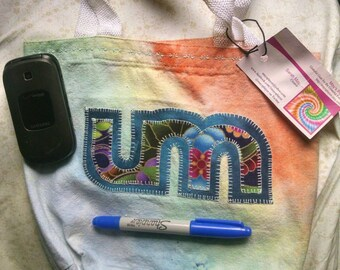 Umphrey's McGee Bag ~ Handbag ~ Festival Bag ~ Rainbow ~ TieDye ~ Glow in the Dark ~ Purse ~ Umphrey's McGee Patch