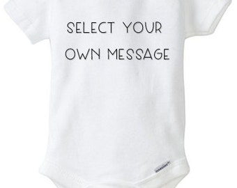 Create your own MESSAGE!