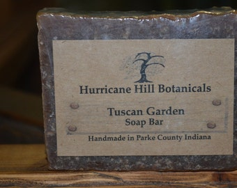 Tuscan Herb Garden Soap