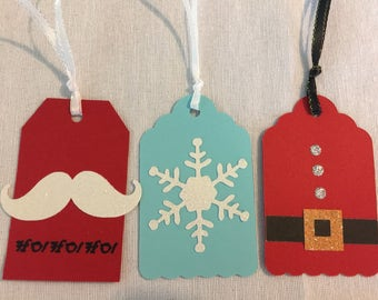 Holiday Gift Tags (QTY 12)