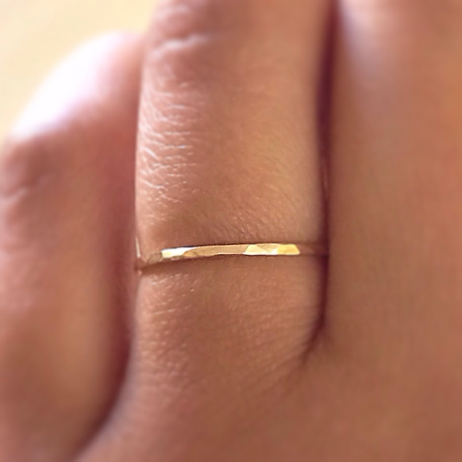 fullxfull rings ringstackingthin p goldsimple midi gold il geometric ringskinny bandtiny ring finger thin stacking ringstop ringpromis skinny pipe in