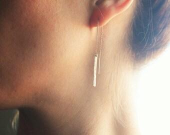 Taylor - Threader Earrings
