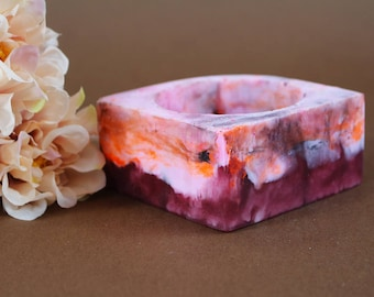 resin bracelet, resin bangle, as series