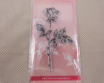 clear stamp: pink