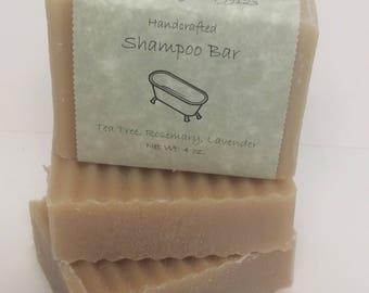 Goat's Milk Shampoo Bar