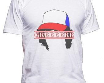 Grrrrr Dustin tee Men t-shirt