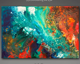 Modern Abstract Paintings And Fine Art Giclee By