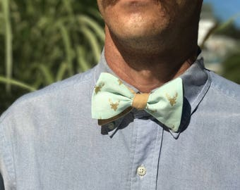 Ardent Stag Bow Tie