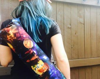 Galaxy Yoga Mat Bag