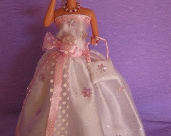 Long dress for Barbie (B243)