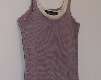 old tunic pink