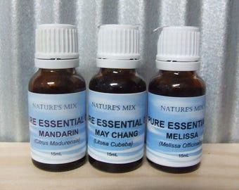 Pure Neem Essential Oil **15mL**