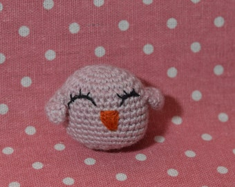 Crochet bird / handmade bird/ amigurumi /amigurumi bird