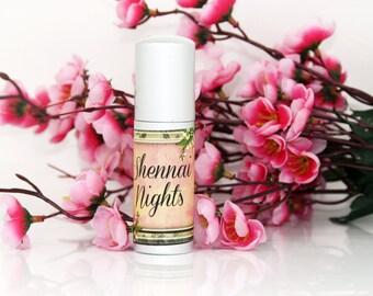 "Perfume ""Shennai Nights"",floral perfume, women perfume"