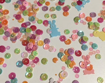 Easter Sequin Confetti Mix | Shaker Card Mix