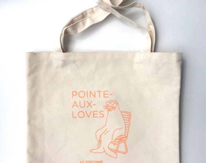 Tote bag tip - to-LOVES