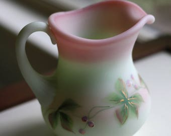 Fenton 100th Anniversary Pitcher Vase