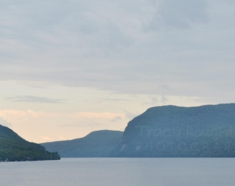 Lake Willoughby Vermont - horizontal printed photograph