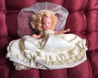 Nancy Ann Storybook Doll Bride #86 in original box