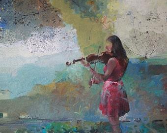 Harmony - Original painting