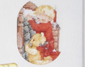 Vintage Counted Cross Stitch Kit #125 237 5 X 7 card