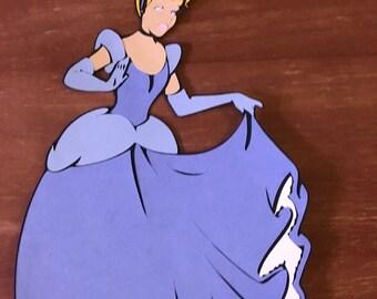 Cinderella die cut