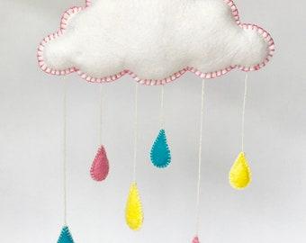 Rain Cloud Mobile