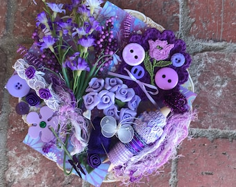 Purples--- Inspiration Kit ---