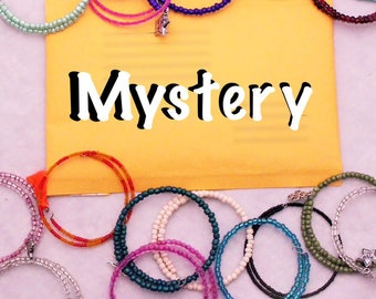 Mystery Bangle bracelet Package - Random Bracelets in one package