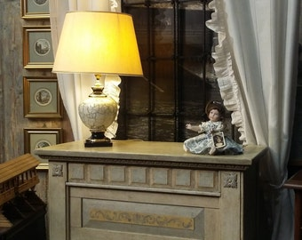 Ornate Cedar chest