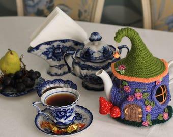 teapot Fairy tale house