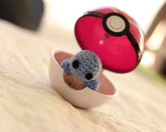 Squirtle Amigurumi Pokémon