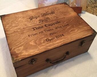 Keepsake Boxes - Baby Loss Keepsake - Time Capsule - Babies Keepsake Box - First Birthday  - Infant Loss - Baptism Keepsake - Memorial Box