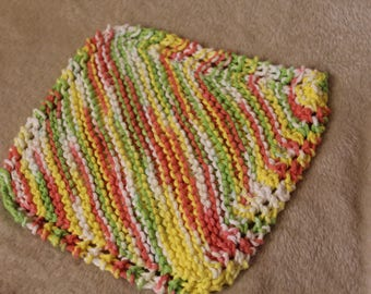 Colorful Cotton Dishcloths (Multiple Options Available!)