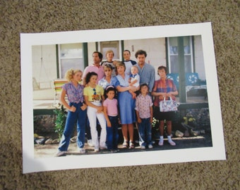 """National Lampoon's Vacation - Family Photo ( 15.5"""" x 11"""" ) Poster Print - B2G1F"""