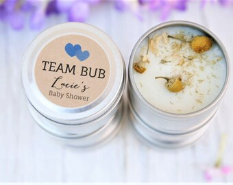 Baby Shower Candle Favours, With Love, Hens Party, Candle Bomboniere, Favours, Team Bride, Baby Shower, Thank you wedding gifts