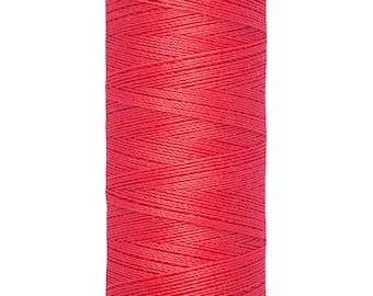 Sewing thread, Gütermann thread red Gutermann collar. 16