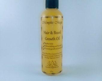 Organic Beard  & Hair Oil