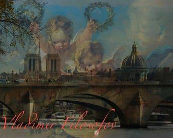 "Photo Art Paris ""Under the eyes of Angels"""