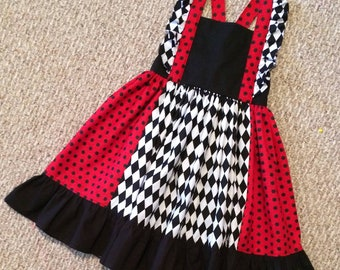 CUSTOM Madeleine Dianne Dress For Girls Size 6-12m 12-18m 24m 2T 3T 4T 5T 6 7 8