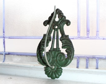 Antique Cast Iron Bill Hook Receipt Hook