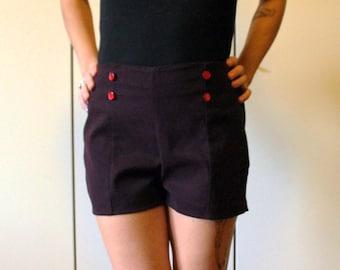 short sailor style