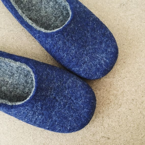 2a5f1220ea0 by Onstail Gift to 6 Smoky size blue 5 slippers idea in Navy Blue slippers  ready ...