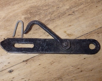 Left hand Mount heavy Steel forged latch