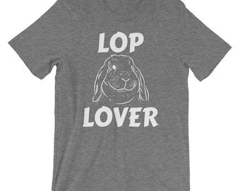 Lop Lover Bunny Tee