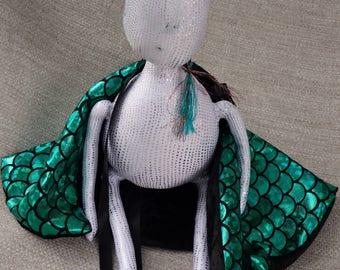 Unique Alien Doll - IAM 2