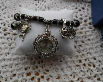 Strada Charm Bracelet Watch #826