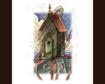 The Titmouse Chapel