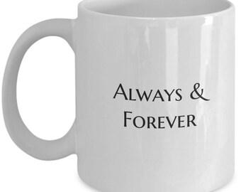 ill love you forever,love you forever, forever be my always, always and forever, always faithful, always forever, forever and always